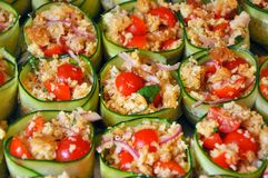 Alimento tradicional de Tuscan em Italy Imagens de Stock Royalty Free