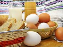 Alimento tradizionale fotografie stock