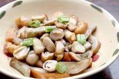 Alimento tradizionale asiatico del vegetariano dello stufato immagine stock
