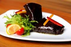 Alimento tradizionale egiziano per l'aperitivo Fotografie Stock Libere da Diritti