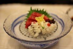 Alimento tradizionale giapponese Immagini Stock