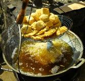 Alimento tradizionale indonesiano Immagini Stock Libere da Diritti