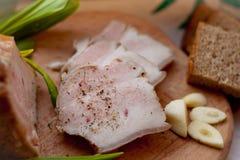 Alimento ucraniano Fotografia de Stock