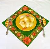 Alimento ucraniano Imagem de Stock