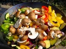 Alimento vegetal Imagens de Stock