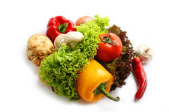 Alimento vegetariano. Imagen de archivo