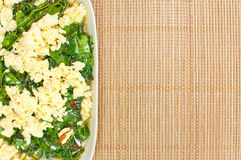 Alimento vegetariano, fotografie stock libere da diritti