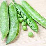 Alimento vegetariano di verdure di agricoltura del pisello Immagine Stock Libera da Diritti