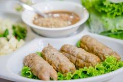 Alimento vietnamiano imagem de stock royalty free