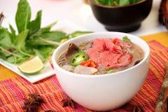 Alimento vietnamita Fotografia Stock
