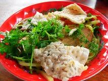 Alimento vietnamita Fotografia Stock Libera da Diritti