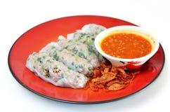 Alimento vietnamita Immagini Stock