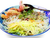 Alimento vietnamita fotos de archivo