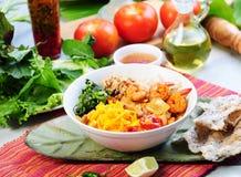 Alimento vietnamita Imágenes de archivo libres de regalías
