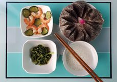 Alimento y bocados Fotos de archivo