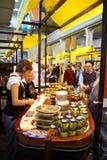 Alimento y tierra lentos Madre. Salone del Gusto 2008 Imagen de archivo libre de regalías