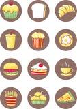 Alimentos Foto de Stock