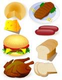 Alimentos Imágenes de archivo libres de regalías