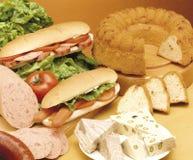 Alimentos foto de archivo