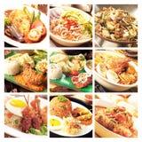 Alimentos Imagem de Stock Royalty Free