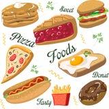 alimentos Fotos de archivo libres de regalías
