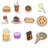 Alimentos Imagen de archivo