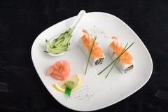 Alimentos asiáticos Fotos de Stock Royalty Free