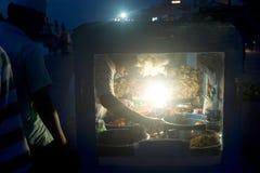 Alimentos de preparación rápida srilanqueses Imagen de archivo libre de regalías