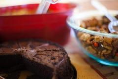Alimentos festivos da queda Fotografia de Stock Royalty Free
