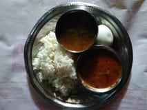 Alimentos indianos imagens de stock royalty free