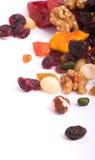 Alimentos inteiros misturados Imagens de Stock