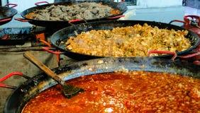 Alimentos nacionais húngaros Fotografia de Stock