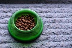 Alimentos para animais de estimação Imagens de Stock Royalty Free