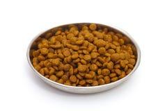 Alimentos para animais de estimação Imagem de Stock