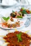 Alimentos saborosos Fotografia de Stock Royalty Free