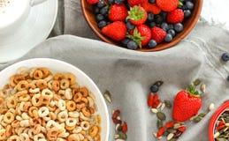 Alimentos sanos Fotos de archivo