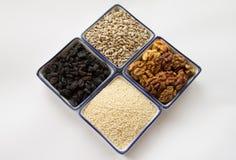 Alimentos saudáveis Foto de Stock