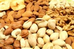 Alimentos secados Foto de Stock