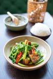 Alimentos tailandeses Fotos de archivo