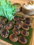 Alimentos tailandeses Imagens de Stock