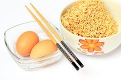 Aliments de préparation rapide Photo libre de droits