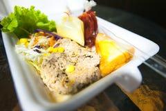 Aliments de préparation rapide. photographie stock libre de droits