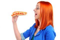 Aliments de préparation rapide Photo stock