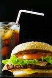 Aliments de préparation rapide Image stock
