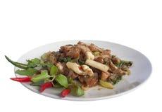 Aliments de préparation rapide, Thaïlande images stock