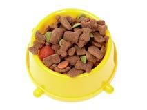 Aliments pour animaux familiers Photo libre de droits