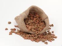 Aliments pour animaux familiers Images libres de droits