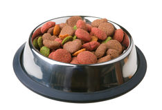 aliments pour animaux familiers Photo stock