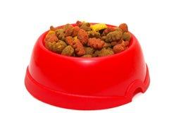 Aliments pour chats Photo libre de droits