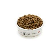 Aliments pour chats photos stock